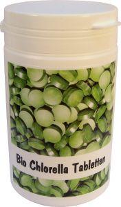 Bio Chlorella Tabletten, 500 Stück, 200 g