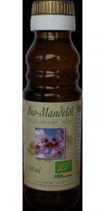 Bio-Mandelöl nativ ungefiltert  100 ml