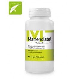Mariendistel Extrakt 500 mg