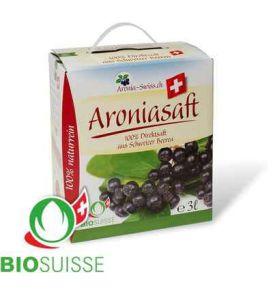 Aroniasaft Bio 3 lt 2016