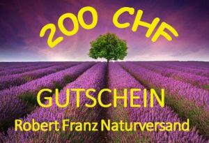 Geschenkgutschein 200 CHF