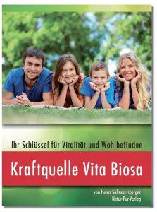 Kraftquelle Vita Biosa - Das neue Buch!