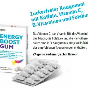 "SMART GUM ""ENERGY BOOST"""