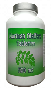 Moringa Oleifera Tabs, 400 Stk zu je 500mg