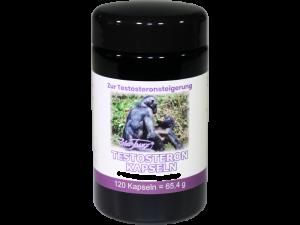 Kapseln zur Testosteronsteigerung bei Bonobo Affen