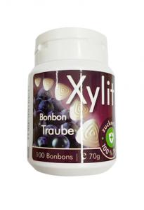 Xylit Bonbon Traube