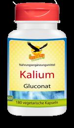 Kalium (Gluconat) 500 mg
