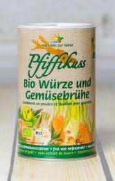 Pfiffikuss Bio Würze und Gemüsebrühe (Dose)