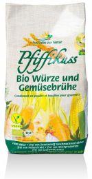 Pfiffikuss Bio Würze und Gemüsebrühe (Nachfüllpack)