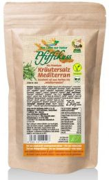 Pfiffikuss-Kräutersalz Mediterran Nachfüllpack