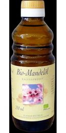 Bio-Mandelöl nativ ungefiltert 250 ml