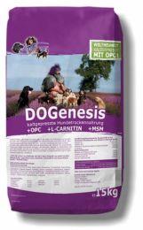 DOGenesis kaltgepresste Hundetrockennahrung 15kg
