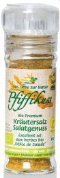 Pfiffikuss-Kräutersalz - Salatgenuss