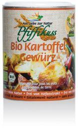 Pfiffikus Bio Kartoffel Gewürz 100 g Dose