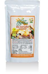 Pfiffikus Bio Kartoffel Gewürz 250g Nachfüllbeutel