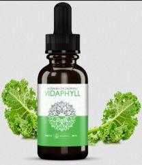 Chlorophyll Tropfen mit Pfefferminz