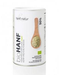 Hanf Protein Pulver 450 g, bio