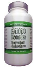 AMINO KOMPLEX, 8+1 essentielle Aminosäuren