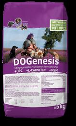 DOGenesis kaltgepresste Hundetrockennahrung 5kg