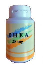 DHEA 25 mg 60 Kapseln