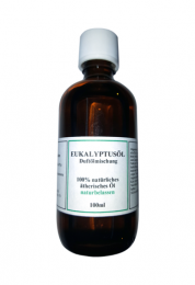 Eukalyptusöl (Duftölmischung) 100% natürliches ätherisches Öl - naturbelassen 100ml
