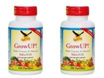GrowUP! Kinder Multi Vitamin & Mineral KauBar