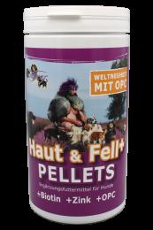 Haut & Fell+ Pellets + Biotin + Zink + OPC