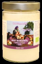 Bio Kokosöl – Kaltgepresst – Nativ- 500 ml