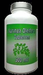 Moringa Oleifera Tabs