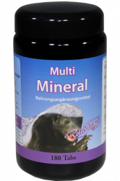 Multimineral 180 Tabletten