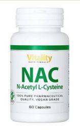 NAC N-Acetyl L-Cystein, 60 Kapseln