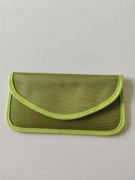 Handystrahlenschutztasche grün