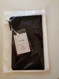 Handystrahlenschutztasche schwarz mit Zugband