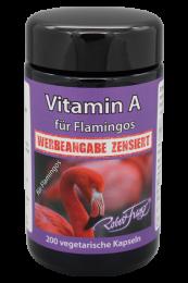 Vitamin A  – 200 Vegetarische Kapseln